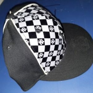 official photos 2215a 8c1b1 New Era Accessories - Rare 7 3 8 New York Yankees Ny New Era Hat